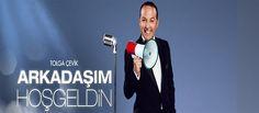 Arkadaşım Hoşgeldin yeni bölümü le 5 Haziran Perşembe günü devam edecek. Kanal D televizyonlarında yayınlanacak olan komedi programının 5 Haziran tarihli bölüm fragmanını seyredebilir ve bölüm ile ilgili düşüncelerinizi diğer ziyaretçilerle paylaşabilirsiniz.