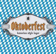 Label for Oktoberfest