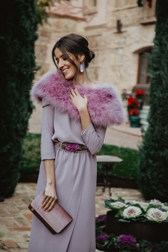 49 Ideas wedding autumn dress guest for 2019 Winter Fashion Outfits, Party Fashion, Fashion Dresses, Bohemian Wedding Dresses, Wedding Party Dresses, Wedding Gowns With Sleeves, Dresses With Sleeves, The Dress, Glamour