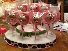 baby cake pops
