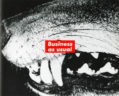 Untitled (Business as Usual)