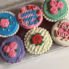 •✧ want to see more pins like this? then follow pinterest: @morgangretaaa + follow my insta @morgangretaaa ✧• Bakery Recipes, Dessert Recipes, Mini Cakes, Cupcake Cakes, Cute Bakery, Korean Cake, Desserts Sains, Cute Desserts, Breakfast Dessert