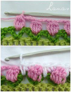 Ravelry: Fantasy Blanket pattern by Ana Contreras
