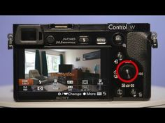 Setting up Exposure Bracketing on a Sony A6000 - YouTube