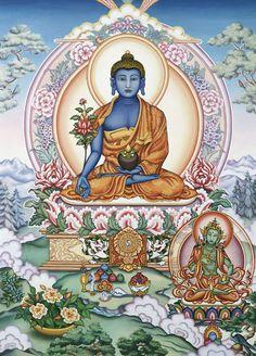 O Buda da Medicna