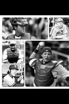 History (and present) of great Cardinals catchers.