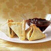 Easy Samosas by Real Simple