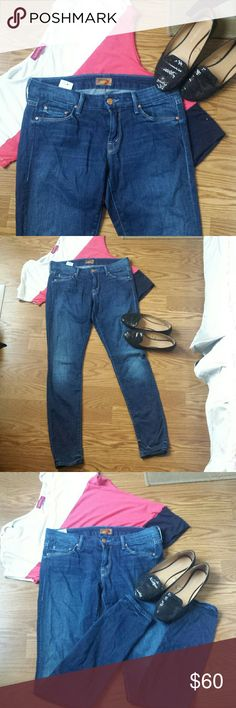 MOTHER Brand  JEANS Mother jeans like new mothers day special MOTHER Jeans Skinny