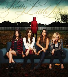 Shay Mitchell & Pretty Little Liars ♥ : Photo