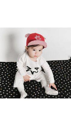 Buy Baby Boy Beret   Baby Girls Red Sun Cap online 8d0c580e646