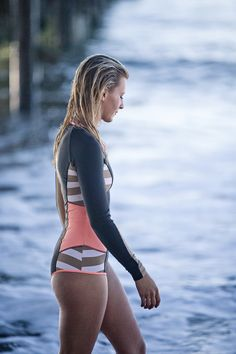 Spring 2015 One-Piece Surfsuits