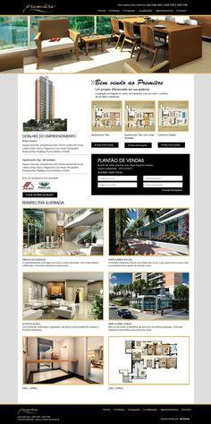 Criação de site para imobiliaria