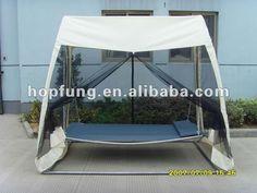 #covered hammock, #screen hammock, #outdoor hammock