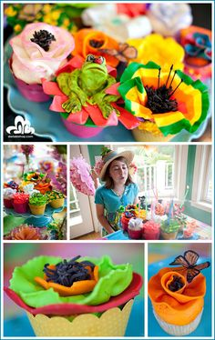 {Tea Party} mad hatter