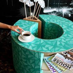 cardboard furniture?