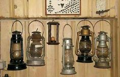 Collection of lanterns.