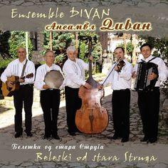 MUZIKA BALKANA - BALKAN MUSIC: Ansambl DIVAN - Beleški od stara Struga
