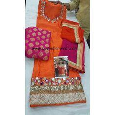 Offer of the day - Tanu Weds Manu Salwar Suit - Buy Indian Wear