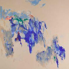"""MEDALLA DE HONOR. María Jesús Armesto Martínez  """"Cedo"""".Mixta sobre lino. 195x195cm. Diagram, Bmw, World, Artworks, Pintura, Door Prizes, The World"""