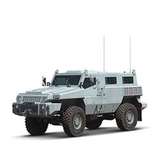 Marauder: Multi-role, highly agile mine-protected armoured vehicle