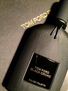 The new fragrance Black Orchid Edt by Tom Ford