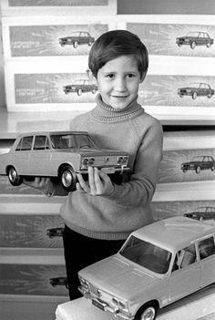 Фотохроника ТАСС: 1980-й год / Назад в СССР / Back in USSR