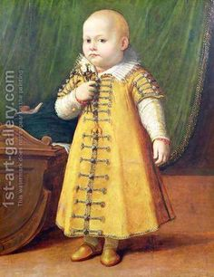 Portrait of a Child, Sofonissiba Anguisola