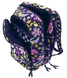vera bradley backpack $108