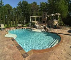 Contact Complete Landsculpture to schedule a free pool consultation.