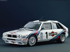 1985 Lancia Delta S4 Gruppo B. 1.794 ltr engine with both supercharger & turbocharger. Extreme tested to 1000Bhp with 5bar of boost. 0-60mph in 2.3 secs.