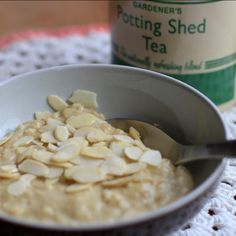 Porridge with golden syrup  #breakfastwatch perfect. - @whatyousow- #webstagram
