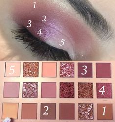 I recently bought the New Nude Huda Beauty palette and this is the first look I created myself while playing with the palette! Hope you guys like it! Huda Beauty Eyeshadow Palette, Huda Beauty Makeup, Nude Eyeshadow, Eyeliner, Huda Palette, Sexy Eye Makeup, Natural Eye Makeup, Diy Makeup, Makeup Tips
