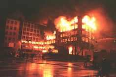 17 years ago on March 24 1999 the bombing of Serbia (then Yugoslavia) began and lasted 78 days.