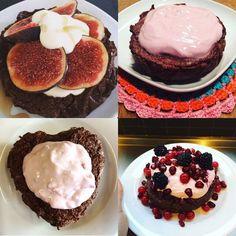 Een taartje gemaakt van bloemkool?! Jazeker! Smaak het dan naar bloemkool? Nee. Ik verwerk graag groenten in mijn taartjes, want groentes hebben over het algemeen heel fijne voedingswaarde en zijn rijk aan allerlei fijne micro-nutriënten. Door het gebruik van groenten kan ik taartjes bakken met prettige voedingswaarde en heb i toch het idee dat ik …