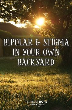 People with #bipolar often meet with denial, anger, blame and other damaging reactions from relatives and friends, the very people it is natural to count on the most.