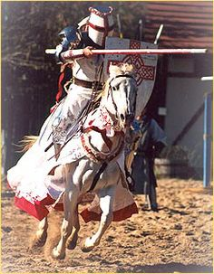 renaissance faire jousting - Google Search