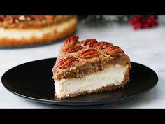 Paras juustokakku, jota olen koskaan maistanut: tätä kannattaa kokeilla, jos ei ole allerginen pähkinöille – Herkkusuu.fi