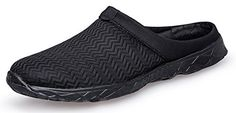 Men's Slippers - Pooluly Mens Outdoor Breathable Water Slippers Lightweight Athletic Water Shoes * Want additional info? Click on the image. (This is an Amazon affiliate link)