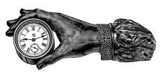 La Bande des Faineantes: Orologi, tic tac, orologi, tic tac...Vintage Printable