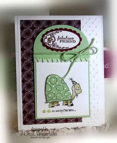 Older and Wiser, Me, My Stamps and I, Stampin' Up