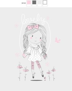© MALORIE girl design sold 2012