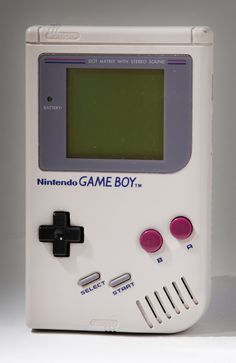 Making discoveries in our collections and research centre - National Science and Media Museum blog Game Boy, Best Wifi, Research Centre, Those Were The Days, Nintendo Games, Discovery, Geek Stuff, Objects, Dots
