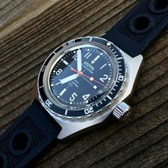 Cool Watches, Watches For Men, Wrist Watches, Nato Armband, Vostok Watch, Mens Gear, Automatic Watch, Omega Watch, The Incredibles