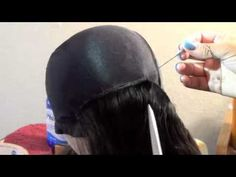SO I FINALLY RECORED ME MAKING A WIG. THIS IS ONE WAY THAT I MAKE MY WIGS. I MAKE THEM SEVERAL OTHER WAYS TOO. ANYWAY I HOPE THIS WAS CLEAR AND HELPFUL. THESE WIGS HAVE BECOME A HUGE PART OF MY LIFE. SO EASY AND SIMPLE. I LOVE THEM! I LEARNED THIS PARTICULAR METHOD FROM LOVER4FASHION HERE ON YT. SHE IS BOMB.COM!!! YALL KNOW THAT ALREADY. SO I HO...