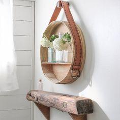 Bathroom goes coastal