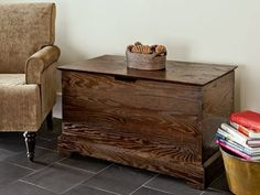 How to Build a Storage Chest   This Old House