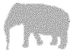 Labyrinth, Irrgarten Kreis | Irrgarten | Pinterest | Suche Und ... Tipps Labyrinth Irrgarten Anlegen Kann