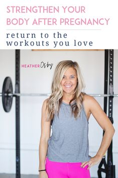 Postpartum Program Sales Page Post Baby Workout, Post Pregnancy Workout, Third Pregnancy, After Pregnancy, Pregnancy Fitness, Postpartum Workout Plan, Postpartum Body, Postpartum Care, Strength And Conditioning Coach