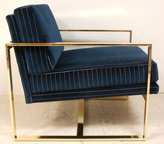Milo Club Chair by Lawson-Fenning   From a unique collection of antique and modern armchairs at http://www.1stdibs.com/furniture/seating/armchairs/