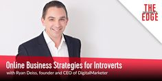 Having an online business doesn't mean you don't have to talk to prospects anymore! Learn why introvert Ryan Deiss, founder of DigitalMarketer, says it's more important than ever to get face to face with your customers. https://matthewpollard.com/theintrovertsedge/online-business-strategies-introverts-still-talk-customers?utm_campaign=coschedule&utm_source=pinterest&utm_medium=Matthew <--watch here